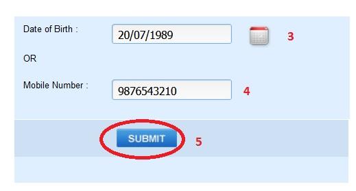 car loan application status of hdfc bank