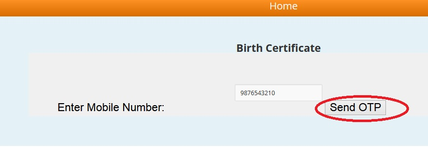 ghmc1 Online Birth Certificate Application Form Hyderabad on new jersey, rhode island, commonwealth dominica,
